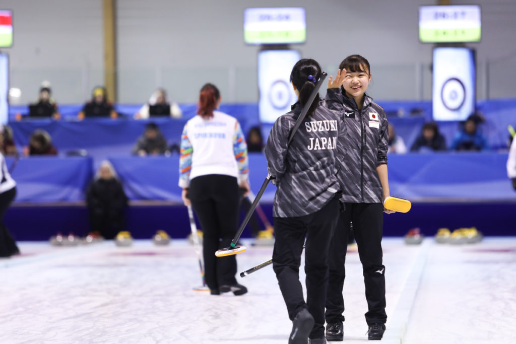 World Junior B Curling Championship 2019