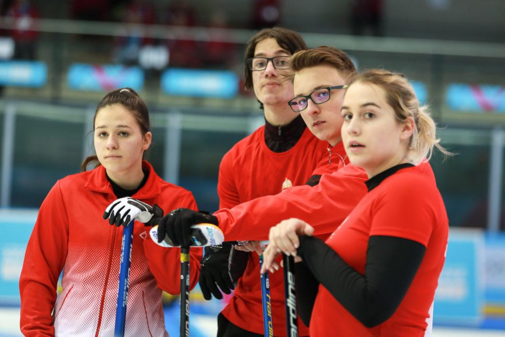 Team Hungary © WCF / Alina Pavlyuchik
