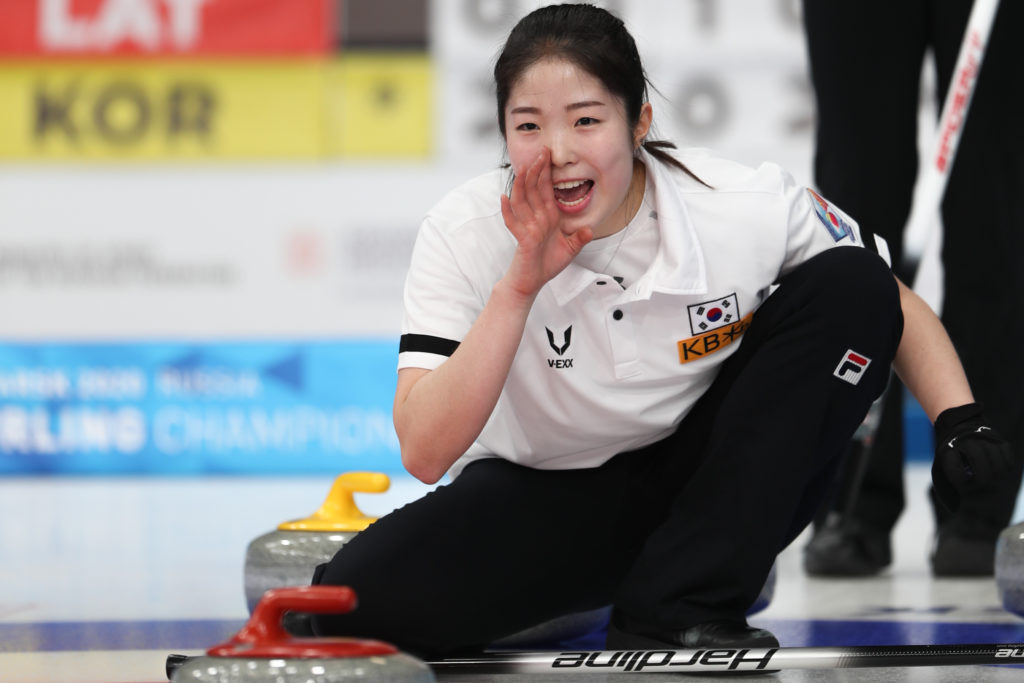 SeonYeong Ha, kor © WCF / Richard Gray