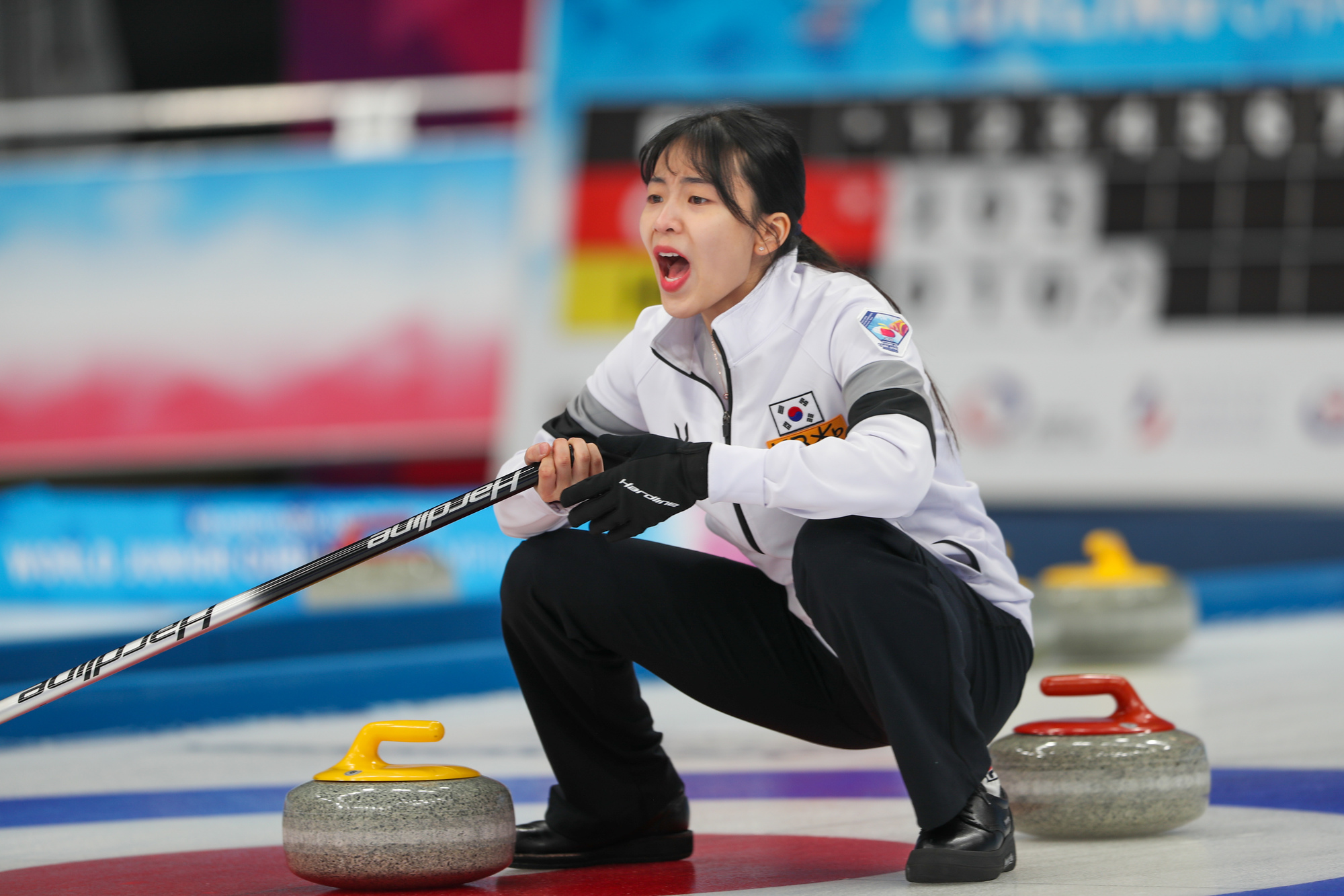 Korea women maintain unbeaten world juniors run in Krasnoyarsk - World Curling Federation