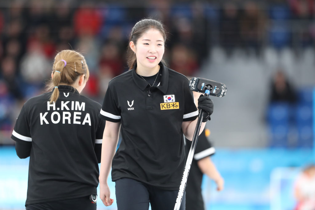 kor, SeonYeong Ha © WCF / Richard Gray