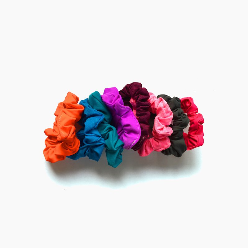 Scrunchy Turquoise