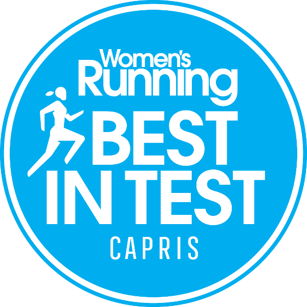 Women's Running Best In Test Capri Award