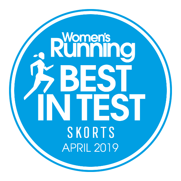 Women's Running Best In Test Skort Award