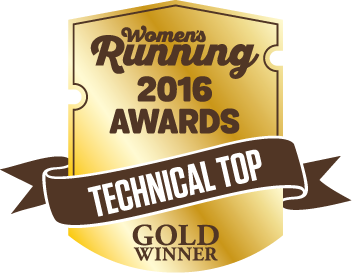 Women's Running Technical Top Gold Award