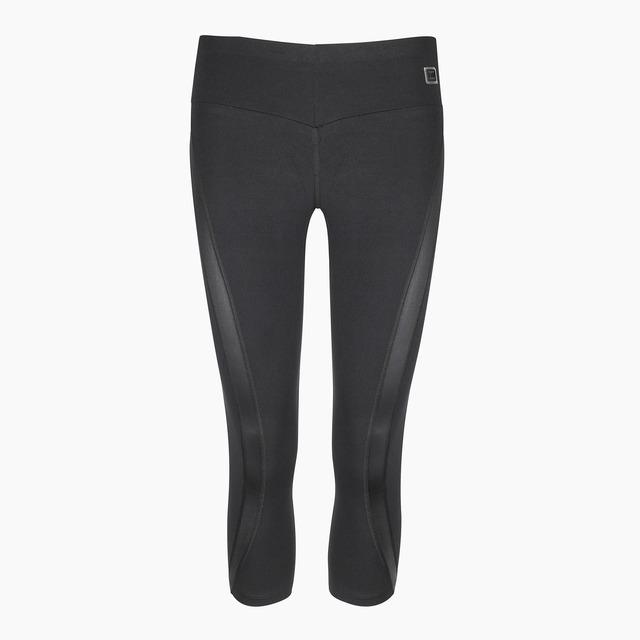 Zella Capri Gym Legging Jet Black