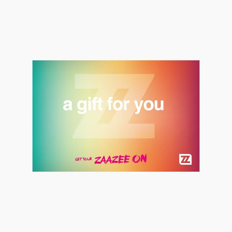 ZAAZEE Gift Card