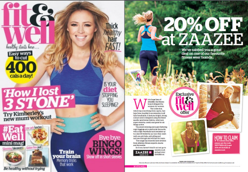 Fit and Well Magazine