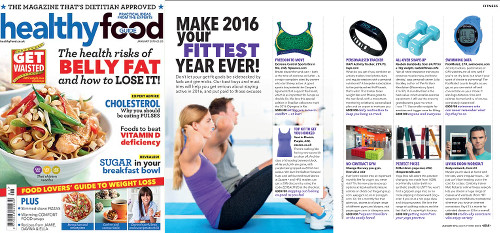 Healthy Food Guide - Erin Vest Top