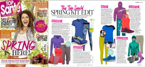 Top Sante - Spring Kit Edit