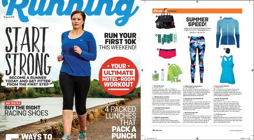 Women's Running Alana Summer Vest