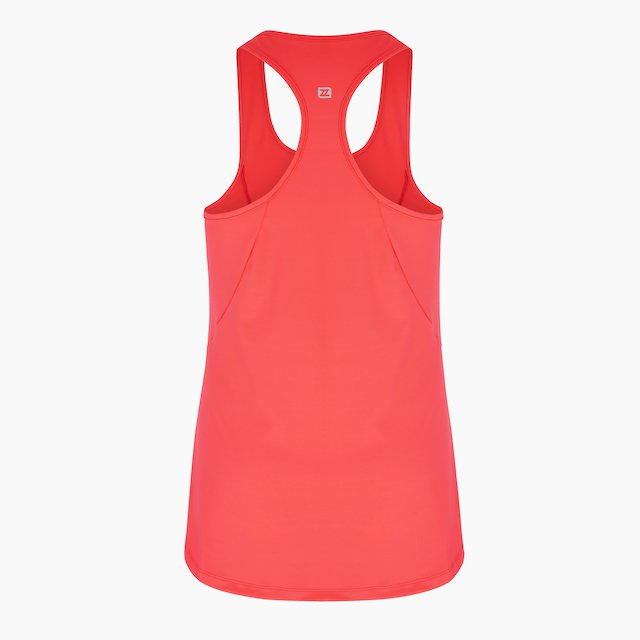 Alana Fitness Vest Neon Red