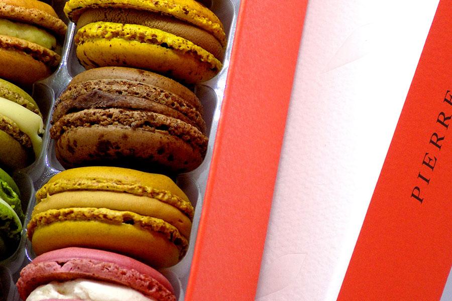 Les Macarons (12 pièces)