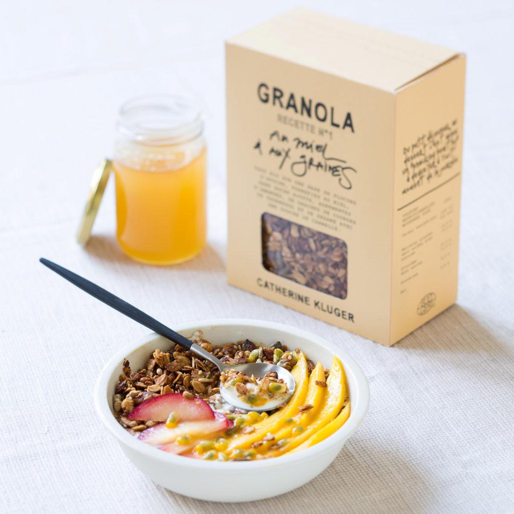 Granola Miel