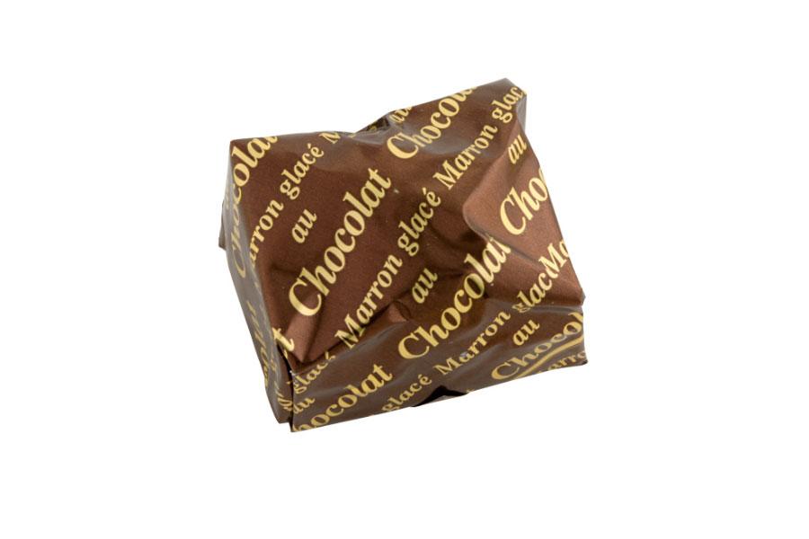 Marron glacé chocolat
