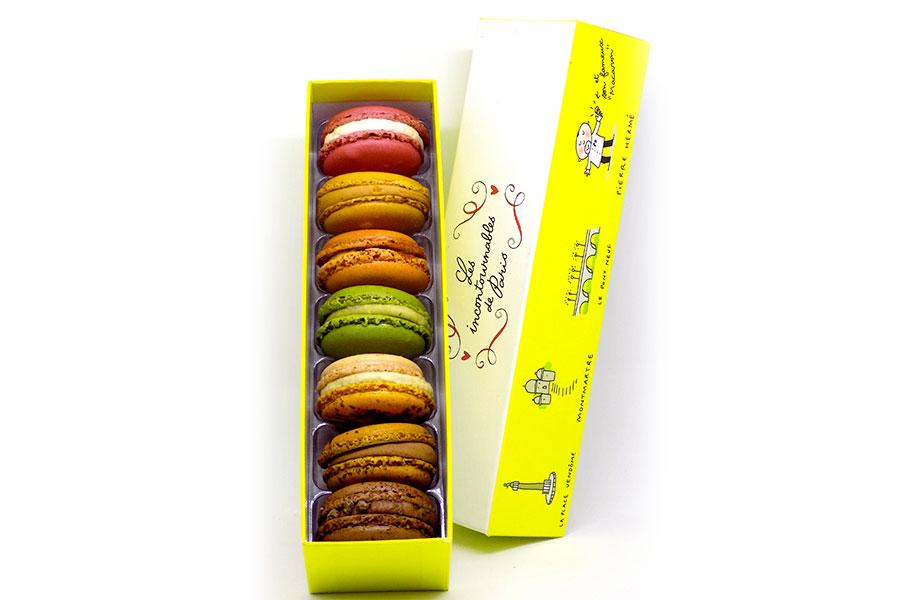 Les Macarons (7 pièces)
