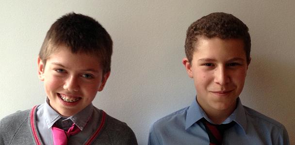 Barmitzvah-Boys
