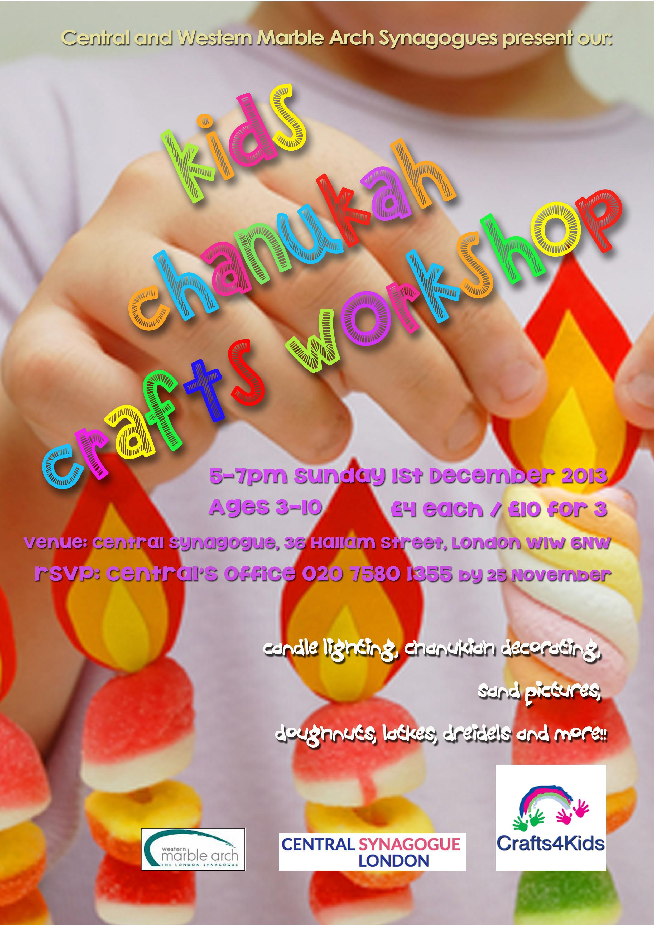 Chanukah crafts 2013 copy