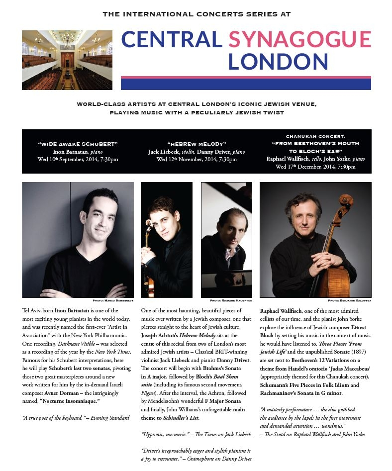 International Concerts Series Page 1