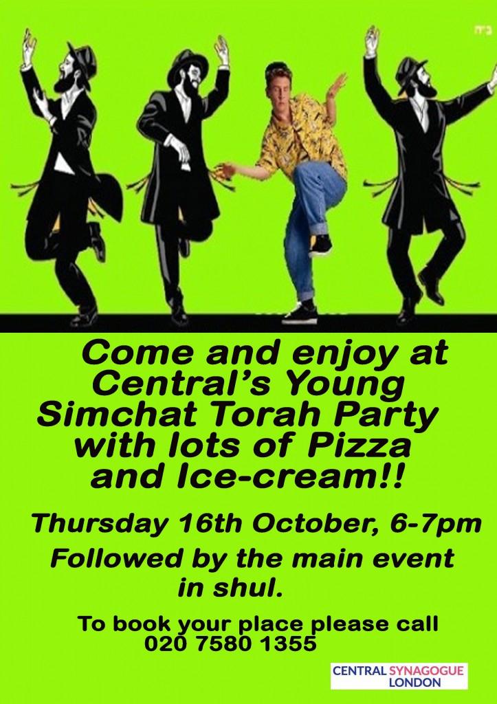 Kids Simchat Torah 2014 copy