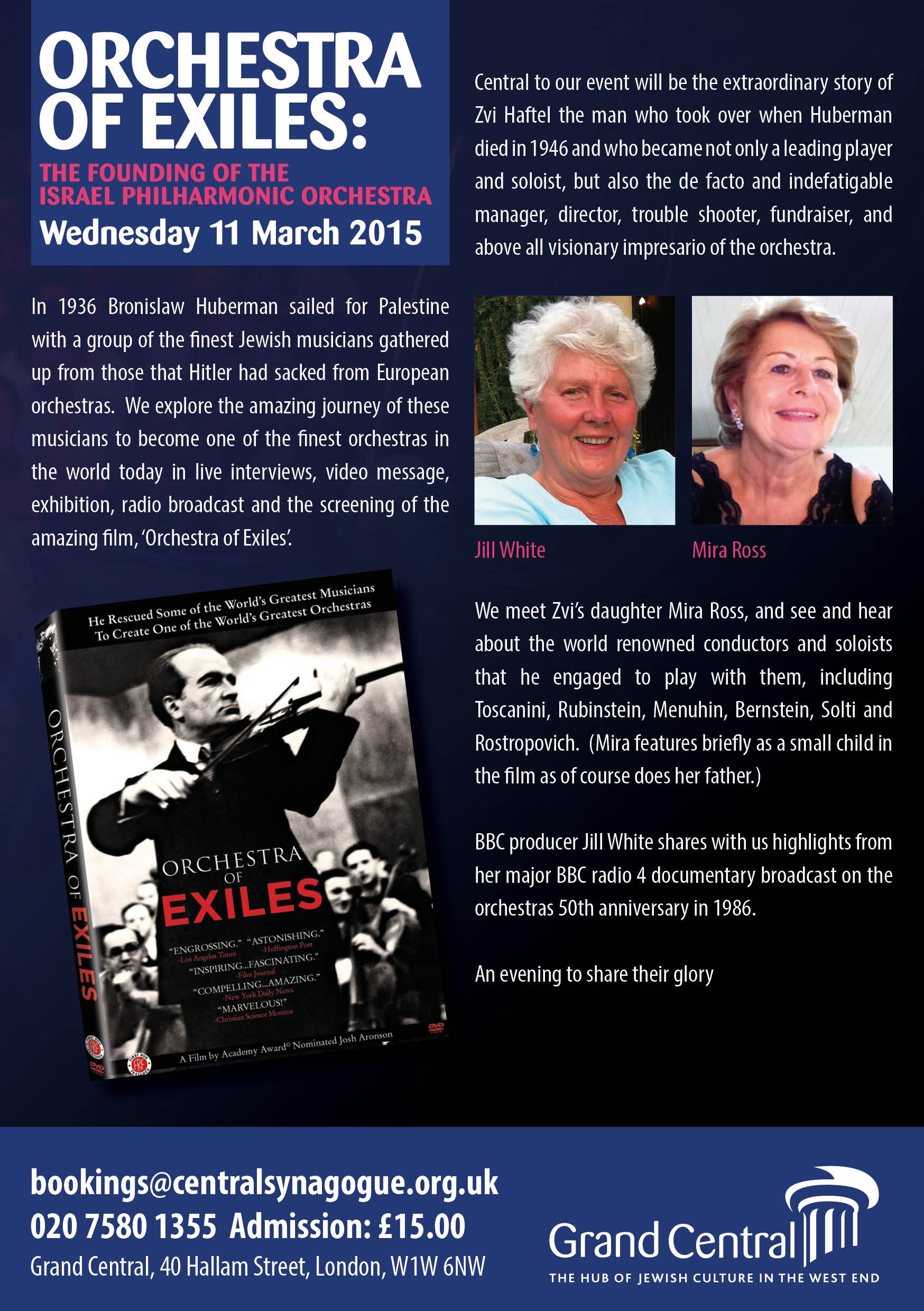 ORCHESTRA OF EXILES2 March 2015