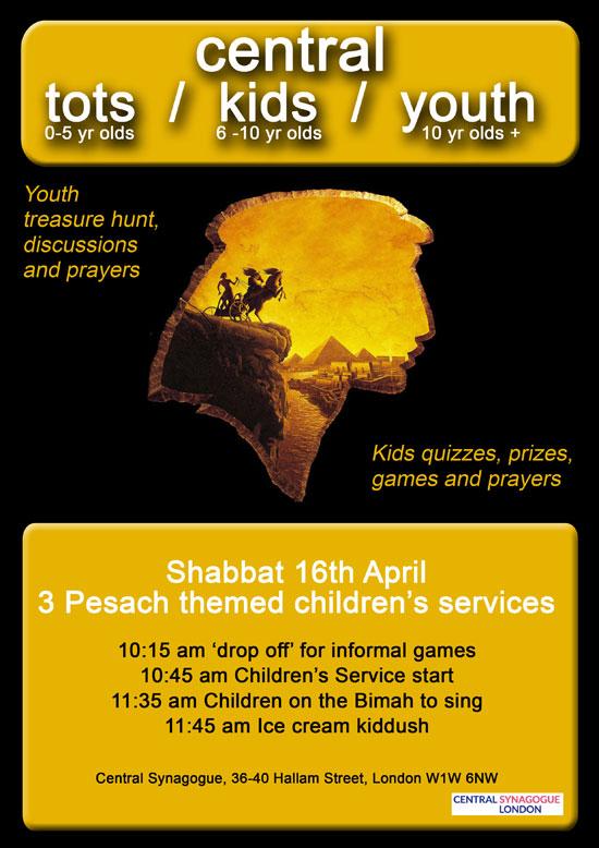 Pre-Pesach-Childrens-Servic