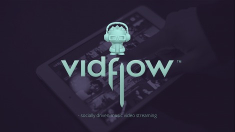 VidFlow - Socially driven music video streaming