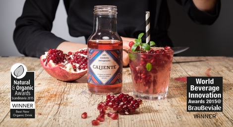 Caliente - Not A Soft Drink