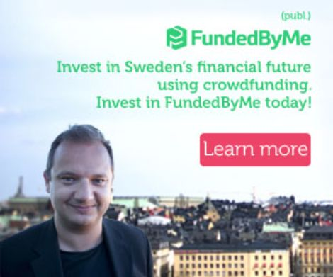 FundedByMe - Invest in the growth of FundedByMe (publ)