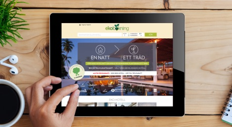 Ekobokning.se - Eco-friendly hotel booking