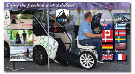 AddMovement - Modernising the Wheelchair