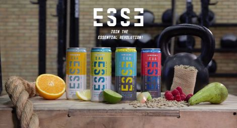 ESSE Drinks - Revolutionizing the energy drink market