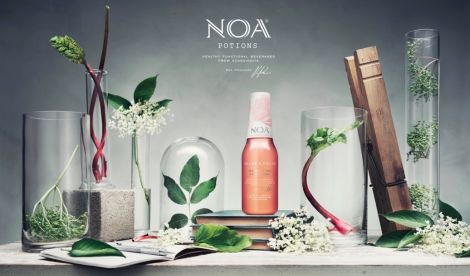 NOA - Functional Health Drinks from Scandinavia