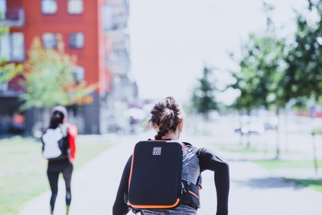 Active Trend Sverige AB - IAMRUNBOX: Backpacks & Carriers for active commuters