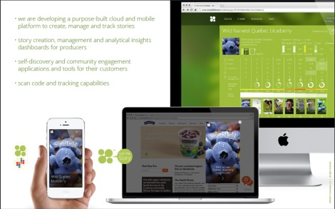 Greenexus - Into™ - Transparency, storytelling & customer engagement.