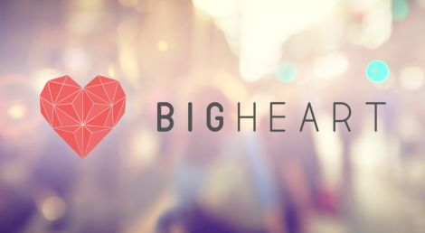 BIGHEART - Mobile advertising with a charitable twist