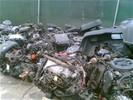 Mugro autorecycling bied  export motoren