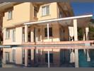 Panorma villa met zee vergezichten