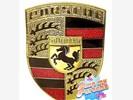 Porsche Embleem Porsche 924 en 944 nieuw