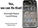 IPhone reparatie met 3 maanden garantie!