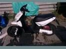 Goed yamaha scooter