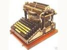 Is dit mischien uw schrijfmachine . ??