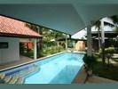 Vila met zwembad en sauna vlakbij Pattaya te huur