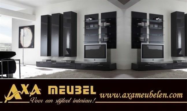 Barok Tv Kast.Hoogglans Wit Modern Design Woonkamer Kast Woiss Meubel