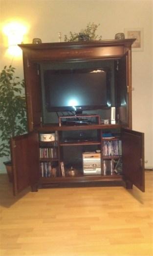 Kersenhouten Tv Kast