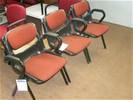 1x SET 6 stoelen Castelli