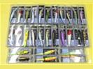 28 kunstaas pluggen set stuks nieuw vissen vis spullen nr 5