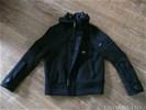 Te koop zwarte G-star winterjas