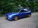 Subaru Impreza 2.0 GT AWD Turbo 350 PK (bj 1999)