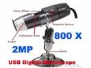 Digitaal Microscoop Vergroot tot 800 X USB NIEUW .